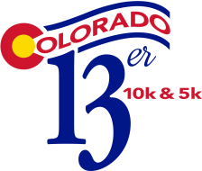 VIRTUAL Colorado 13er (10k & 5k)
