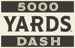 5,000 Yards Dash at Yards Brewing Company