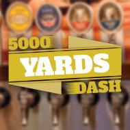 5,000 Yards Dash at Yards Brewing Company