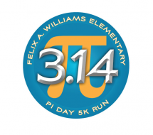 "Felix A. Williams Elementary ""Pi"" Day 5k"