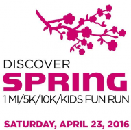 Discover Spring Fun Run 2016 Benefitting McMinnville Montessori School