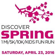 Discover Spring Fun Run 2016 Benefitting McMinnville Montessori School