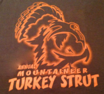 4th Annual Mountaineer Turkey Strut 5K