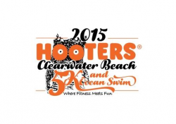 Hooters Clearwater Beach Last Chance Race Of The Year 5K With Optional  Ocean Mile Swim 2341df070e