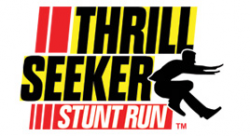 ThrillSeeker Stunt Run 5k (PROMO CODE 04CORP35) 35 dollar tickets