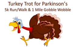 Annual Turkey Trot for Parkinson's