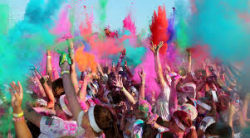 3rd Annual Family Fun Color Run