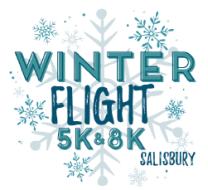 37th Annual Winter Flight 8K & 5K