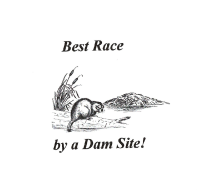 Great Race by a Dam Site
