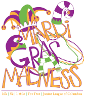 Mardi Gras Madness 10K, 5K, and 1 Mile
