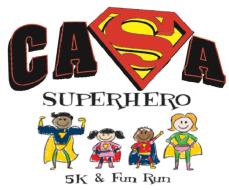 CASA Superhero 5K/ 1K
