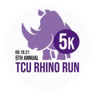 The 2021 TCU Rhino Run