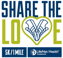 Share the Love 5K Run Walk