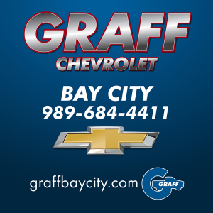 Silver Sponsor. Graff Chevrolet   Bay City
