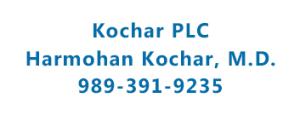 Dr. Harmohan Kochar