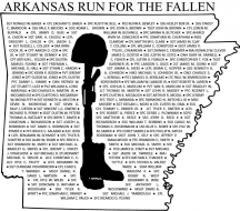 Arkansas Run For The Fallen 5K