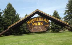 Moorehead Park Trail Mazathon