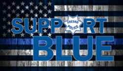 Support Blue Fresno 5 and 10k