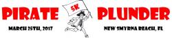 Pirate Plunder 5k