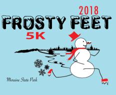 MORAINE STATE PARK FROSTY FEET 5K (formerly Winterfest 5K)