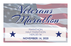 Veterans Marathon and Heroes 5K