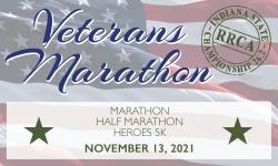 Veterans Marathon and Heroes 5K