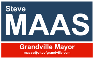 Steve Maas - Mayor
