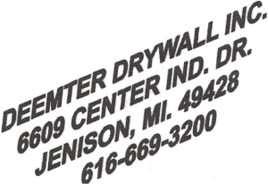 Deemter Drywall
