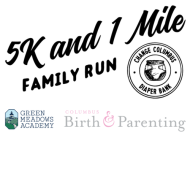 Change Columbus 5k & 1 Mile Family Run