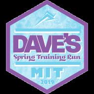 Dave's Spring Training Run