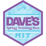 DAVE'S SPRING TRAINING RUN — CANCELLED (COVID-19)