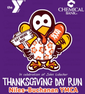Thanksgiving Day Run - Niles-Buchanan YMCA