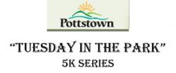 Pottstown's Tuesday In The Park 5k Series & Kids Fun Run