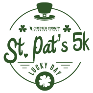 St. Pat's 5k at Levante