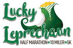 The Lucky Leprechaun Half Marathon, 10 Miler, & 5K