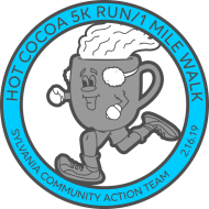 Hot Cocoa 5K/1Mile Run or Walk