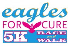 2015 Eagles For A Cure 5K Race/Walk