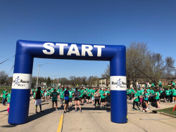 NAMI Oshkosh VIRTUAL 5K for Mental Health & Suicide Awareness