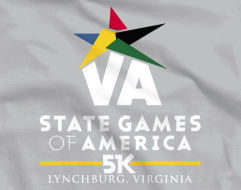 State Games of America 5k