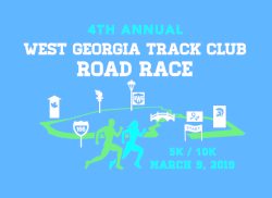 West Georgia Track Club Road Race