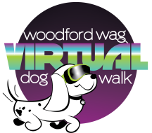 Woodford Wag VIRTUAL Dog Walk