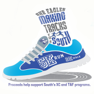 Making Tracks for South 5K-RACE POSTPONED