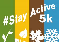 #StayActive 5k