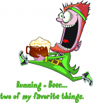 Shamrock Beer Run & BrewFest Chicago at Arlington International
