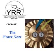 Froze Noze Biathlon