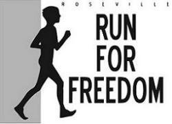 Roseville Run for Freedom 5K