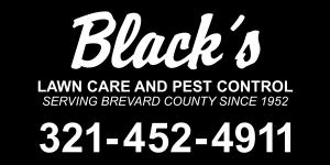 Blacks Spray Service Inc