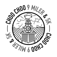 Choo Choo 9 Miler and 5K - VIRTUAL RUN ONLY