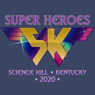 SUPERHEROES 5K