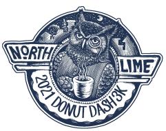 North Lime Donut Dash 3K